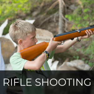 Rifle Shooting at Kinross Outdoor Activity Centre in Perthshire, Scotland - Fun for all the family outdoor activities - Dundee, Perth, Fife, Edinburgh