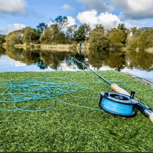 Fishing at Kinross Trout Fishery - Trout Fishing - Scotland - Dundee, Tayside, Fife