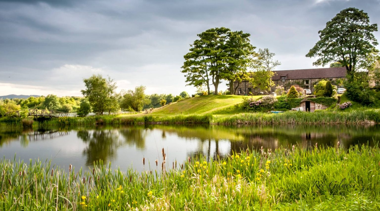 Contact Us - Kinross Trout Fishery and Outdoor Activity Centre, Perthshire, Scotland