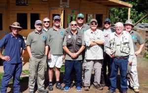 LADHOPE CLUB - Corporate Fishing Day at Kinross Trout Fishery in Perthshire, Scotland