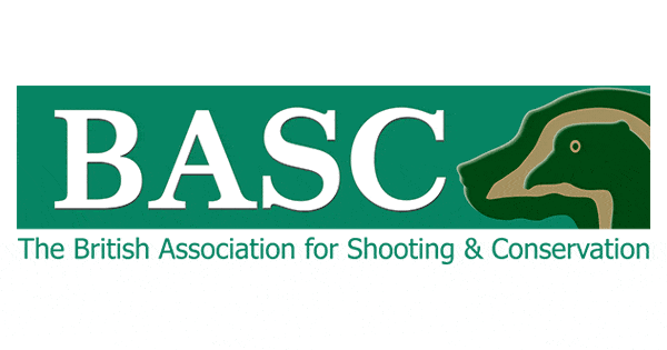 BASC Logo - British Association for Shooting and Conservation - Kinross Activity Centre, Perthshire, Scotland