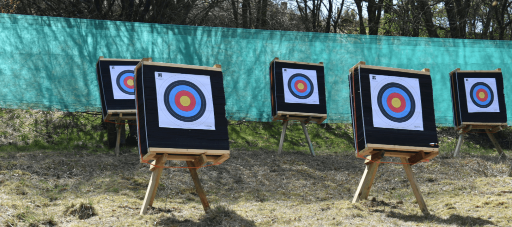 Gift Vouchers - Archery at Kinross Outdoor Activity Centre, Perthshire, Scotland