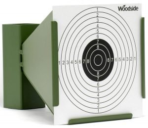 Target Pellet Trap - Target Shooting at Kinross Outdoor Activity Centre in Perthshire Scotland - Rifle Shooting - Family Outdoor Activities
