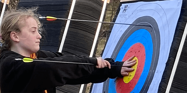 Health and Safety - Archery Range - Kinross Activity Centre, Perthshire