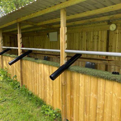Air Rifle Shooting Hut
