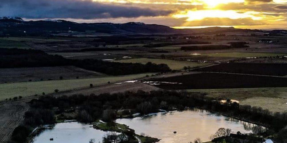 Kinross Trout Fishery, Perthshire, Scotland - Top Premier Trout Fishery
