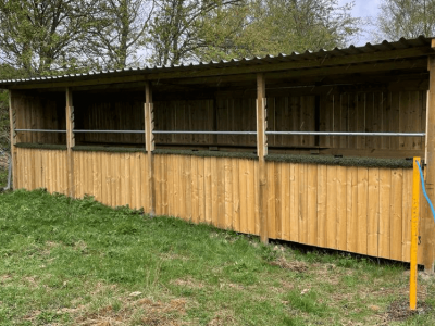 Air Rifle Shooting at Kinross Activity Centre in Perthshire, Scotland. Outdoor Fun - Things to do with the family. Why not also try axe throwing, archery, laser clay shooting or some fishing with the kids.